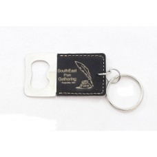 SEPG Leather Keychain